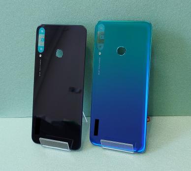 Задняя крышка Huawei P40 Lite E, ART-L29, зеленая
