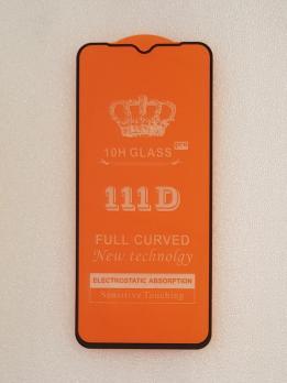Защитное стекло 5d, для Xiaomi Redmi 9, Redmi 10x, m2004j19g, Poco M2, Realme 5, черное