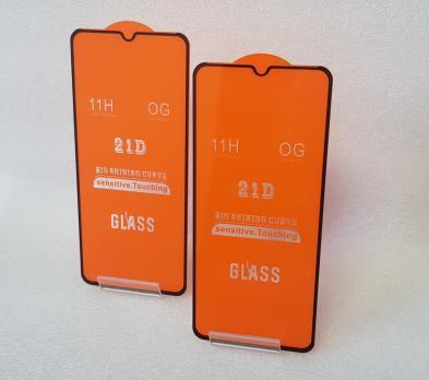 Защитное стекло 5d, для Xiaomi Redmi 9A, m2006c3lg, Redmi 9C, m2006C3MNG, черное
