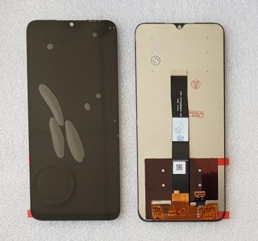 Дисплей с сенсором Xiaomi Redmi 9A, m2006c3lg, Redmi 9C, m2006C3MNG, черный
