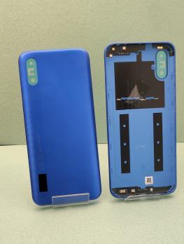 Задняя крышка Xiaomi Redmi 9A, m2006C3lg, синяя