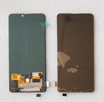Дисплей с сенсором Xiaomi Mi 9T, m1903f11g, Mi 9T Pro, Xiaomi K20, Oled черный