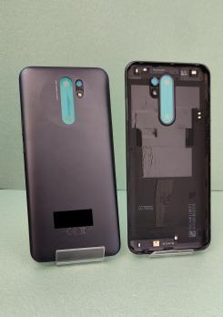 Задняя крышка Xiaomi Redmi 9, m2004J19AG, m2004J19PI, серая