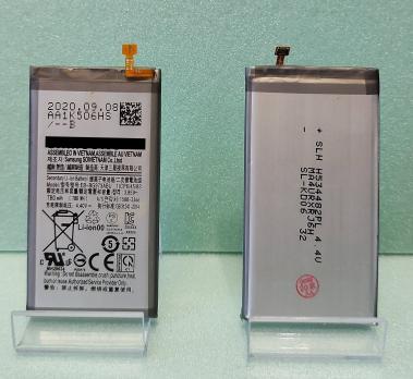 Аккумулятор Samsung Galaxy S10, SM G973fd, EB-BG973ABU, 3400mAh