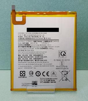 Аккумулятор Samsung Galaxy Tab A 8.0 (2019), SM T295, SWD-WT-N8, 5100mAh