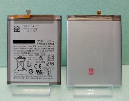 Аккумулятор Samsung Galaxy A31, SM A315FN, EB-BA315ABY, 5000mAh