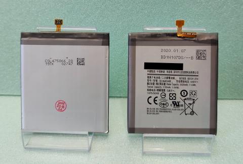 Аккумулятор Samsung Galaxy A40 2019, SM A405FN, EB-BA405ABE, 3100mAh