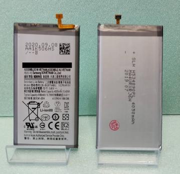 Аккумулятор Samsung Galaxy S10 Plus, SM G975, EB-BG975ABU, 4100mAh