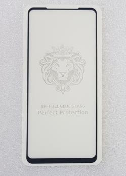 Защитное стекло 5d 9h для Samsung Galaxy A21S, SM A217F/DSN, черное