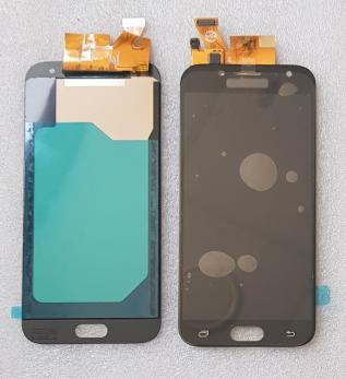 Дисплей с сенсором Samsung Galaxy J5 2017, SM J530, черный, TFT