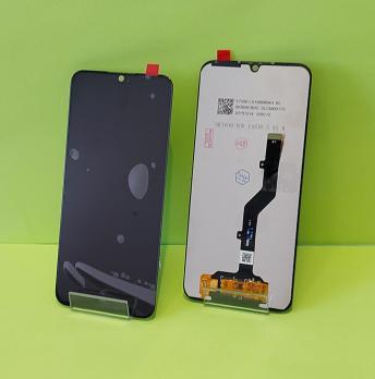 Дисплей с сенсором ZTE Blade A7 (2020), черный