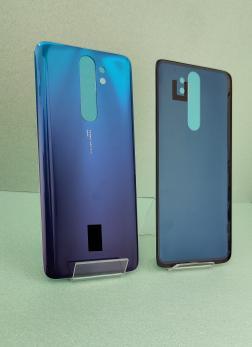 Задняя крышка Xiaomi Redmi Note 8 Pro, M1906G7G, M1906G7i, M1906G7E, M1906G7T, 2015105, G7, синяя