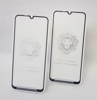 Защитное стекло 5d 9h для Huawei Y8p, AQM-LX1, черное