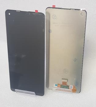 Дисплей с сенсором Samsung Galaxy A21S, SM A217F/DSN, черный