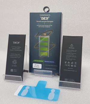 Аккумулятор iPhone 6S, (DEJI) 3,82vDC, 1715mAh