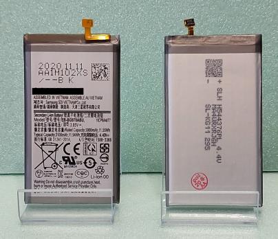 Аккумулятор Samsung Galaxy S10E, SM G970fd, EB-BG970ABU, 3100mAh