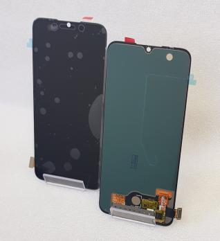 Дисплей с сенсором Xiaomi Mi A3, m1906F9SH, m1906F9Si, Oled черный
