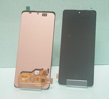 Дисплей с сенсором Samsung Galaxy A51, SM A515F/DS, черный, Oled