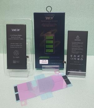 Аккумулятор для iPhone XR (DEJI), 3,79 v, 2942 mAh