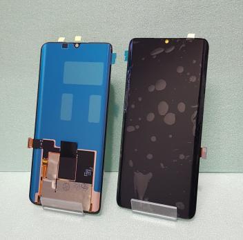 Дисплей с сенсором Xiaomi Mi Note 10, m1910f4g, черный