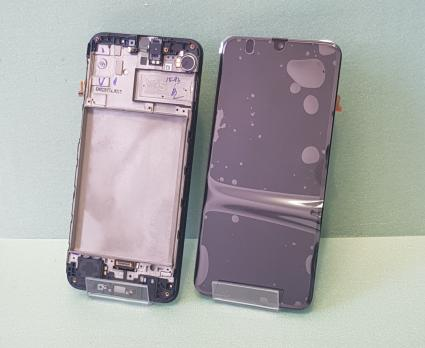 Дисплей с сенсором Samsung Galaxy M21, SM M215F/DSN, Galaxy M30s SM-M307f, оригинал 100%, черный