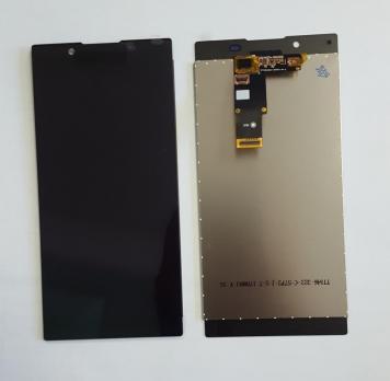 Дисплей с сенсором Sony Xperia L1, G3311, G3312, черный