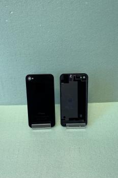 Крышка АКБ iPhone 4S копия черная