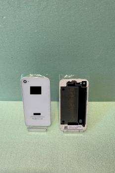 Крышка АКБ iPhone 4g копия белая