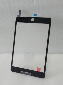 Сенсорное стекло (тачскрин) iPad mini 4 (2015), A1538, A1550, черный