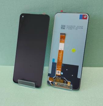 Дисплей с сенсором Oppo A52 (CPH-2069), черный