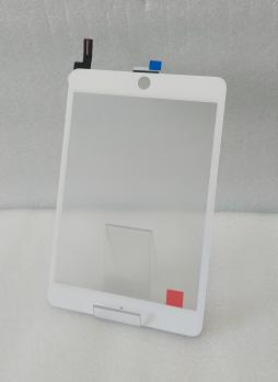Сенсорное стекло (тачскрин) iPad mini 4 (2015), A1538, A1550, белый
