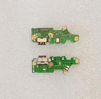 Нижняя плата с разъемом зарядки и микрофоном Nokia 7.1, TA-1095