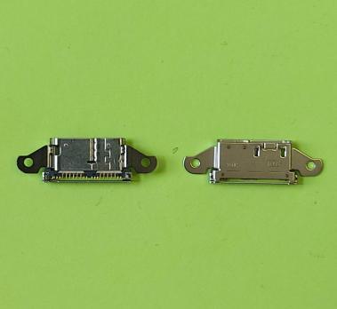 Разъем зарядки №23 Micro-USB и аудиоразъем для Samsung Galaxy S5, SM G900