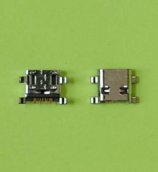 Разъем зарядки №21 Micro-USB для Samsung Galaxy i7562, S3 mini, i8190