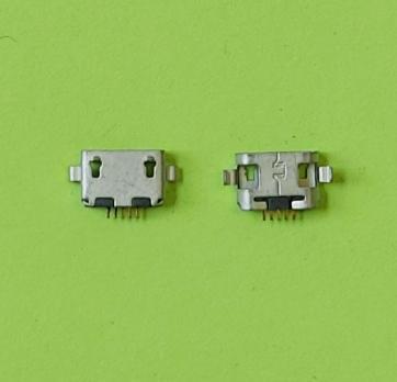 Разъем зарядки №26 Micro-USB для China Brand 2, Supra, Digma, Texet