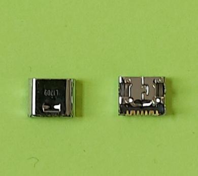 Разъем зарядки №19 Micro-USB для Samsung Galaxy i8552, i9060, i9082, i9152, G360, T111, T560