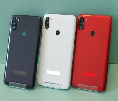 Задняя крышка Samsung Galaxy A11, SM A115F/DS, красная