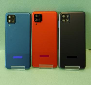 Задняя крышка Samsung Galaxy A12, SM A125F/DS, красная