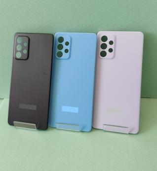Задняя крышка Samsung Galaxy A72, SM A725F, фиолетовая