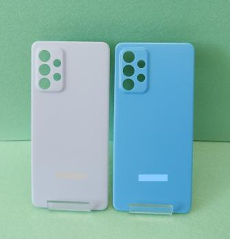 Задняя крышка Samsung Galaxy A52, SM A525F, синяя