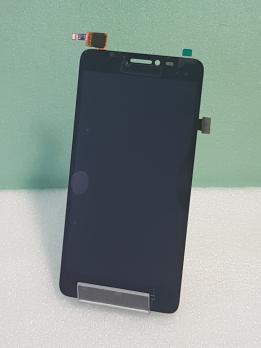 Дисплей Lenovo S850, комплект с сенсором, черный