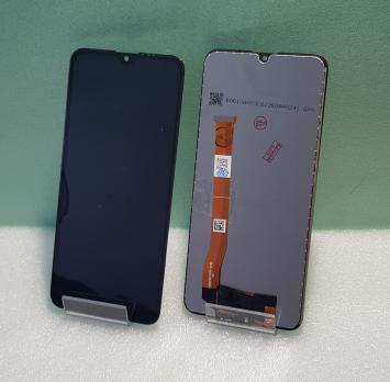 Дисплей с сенсором Oppo A1k (CPH-1923), Realme C2 (RMX 1941), черный