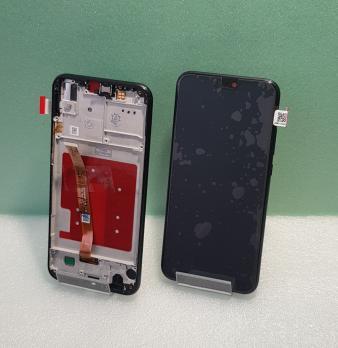 Дисплей с сенсором Huawei P20 Lite, Nova 3E, ANE-LX1, в рамке, черный