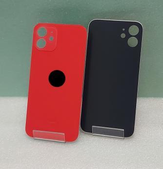 Задняя крышка iPhone 12, красная
