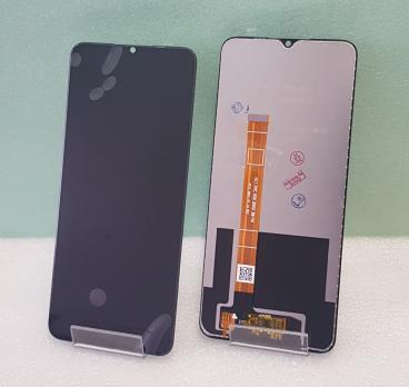 Дисплей с сенсором Realme Narzo 30 (RMX 2156), Realme C11 (RMX 2185), черный