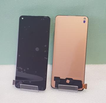 Дисплей с сенсором Realme 8 (RMX 3085), черный