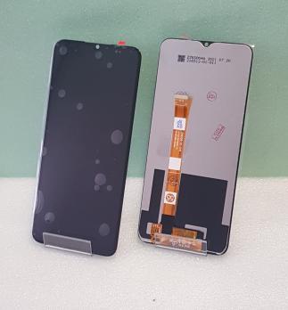 Дисплей с сенсором Oppo A15 (CPH-2185), Oppo A15S (CPH-2179), черный
