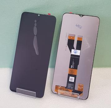 Дисплей с сенсором Realme C11 2021 (RMX 3231), черный