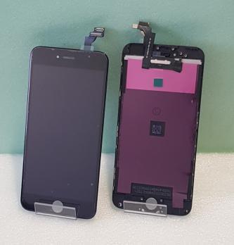 Дисплей с сенсором iPhone 6 Plus, черный