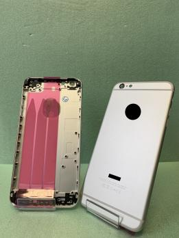 Корпус iPhone 6 Plus, серебро